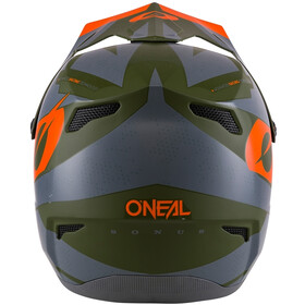 O'Neal Sonus Ersatzvisier Deft gray/olive/orange